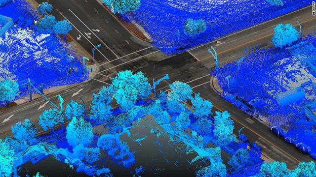 Ngành xe tự động và cuộc chiến vì tấm bản đồ post thumbnail image