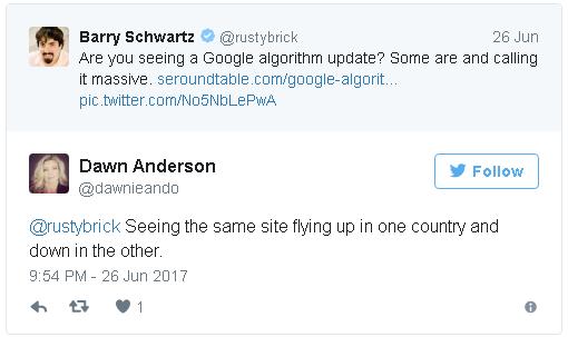 Google đã thực hiện thay đổi thuật toán lớn nhất từ ngày 25 tháng 6, làm xáo trộn kết quả tìm kiếm của chúng ta post thumbnail image