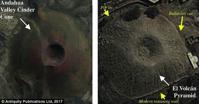 Phát hiện kim tự tháp 100 năm tuổi, hình dáng kỳ lạ ở Peru post thumbnail image