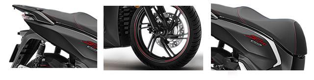 Mãn nhãn với Honda SH300i phiên bản thể thao post thumbnail image