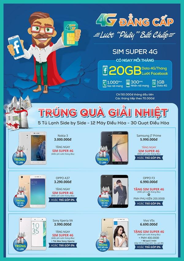 Super 4G Viettel – Đáp ứng nhu cầu thiết thực, tiếp cận hàng triệu khách hàng cả nước post thumbnail image