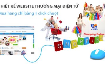 Dịch vụ thiết kế website thương mại điện tử tốt nhất tại Đồng Nai